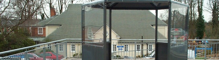 Smoking/Waiting Shelters