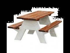 Adriatic Picnic Table (Iroko Timber)