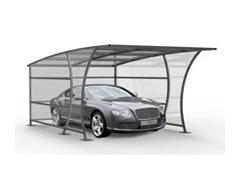 SS Car Enclosure