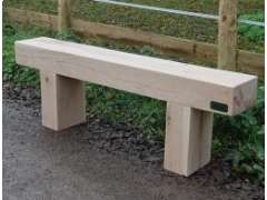 Cranham Bench (Oak Timber)
