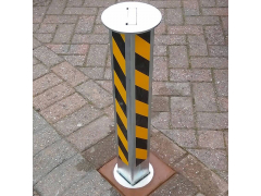 Telescopic Parking Post (Heavy Duty)