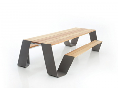 Brentwood Picnic Bench (No Back Rest)
