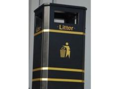 London Litter Bin