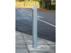 Mitre Top Steel Bollard (RB123)