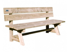 Nordico Bench (Spruce Timber)