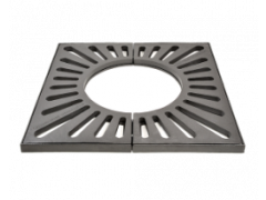800mm Cast Iron Tree Grille