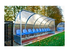 SS Sports Dugouts