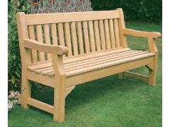 Royal Park Bench (Teak Timber)