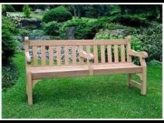 Westminster Bench (Iroko Timber)