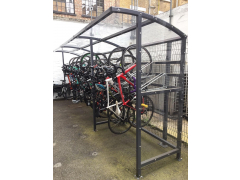 The Wall Dock Shelter - 6+ bikes