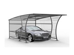 SS Car Enclosure