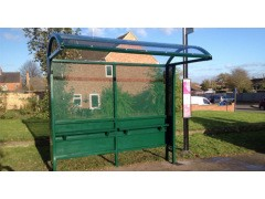 Halton Anti-Vandal Bus Shelter