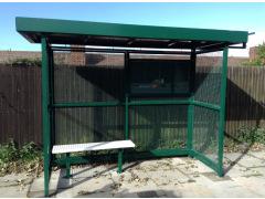 Kent Anti-Vandal Bus Shelter