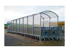 Premium Trolley Shelter