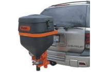 Tailgate Mounted Rock Salt Spreader