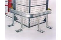 The SS Standard Duty Safety Barrier System 4m