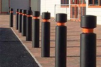 Steel Core Environmental Bollard & Sleeves