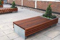 Matchbox Street Planter