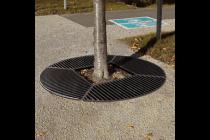 Steel Circular Tree Grilles