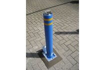 Thaw RT R14 Heavy Duty Telescopic Bollard (114mm Dia)