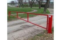 Manual Swing Arm Barrier