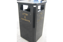 Standard Jumbo Litter Bin