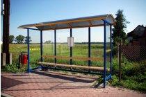 Topaz Bus Shelter