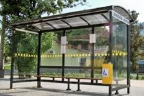 Ruby Bus Shelters