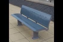 Urban Premium Steel Seat