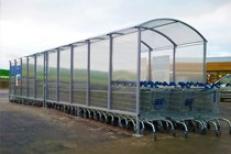 Premium Trolley Shelter