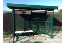 Kent Anti-Vandal Bus Shelter