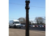 Removable Elephant Coventry Style Bollard