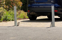 Retractable & Telescopic Bollards