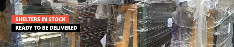 Shelters In Stock