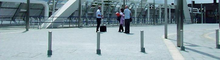 Bollards & Parking Posts