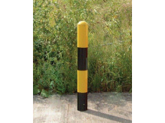 Domed Top Round 114 Diameter - Fixed & Removable Bollard