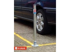 Sprung Boundary Posts - Anti Rust Coating