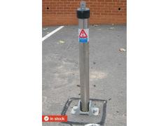SS Toplock Parking Post